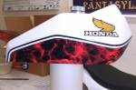 Motorcycle Gas Tank Graphics