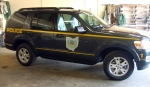 Fayette Police Vehicle