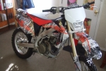 Dual Sport Dirt Bike Wrap