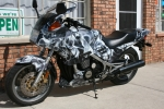 Motorcycle Wrap - Yamaha FJ1200